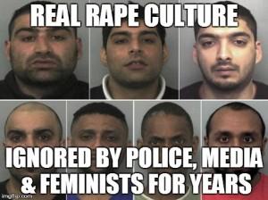 Muslim grooming gangs