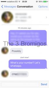 online dating openers